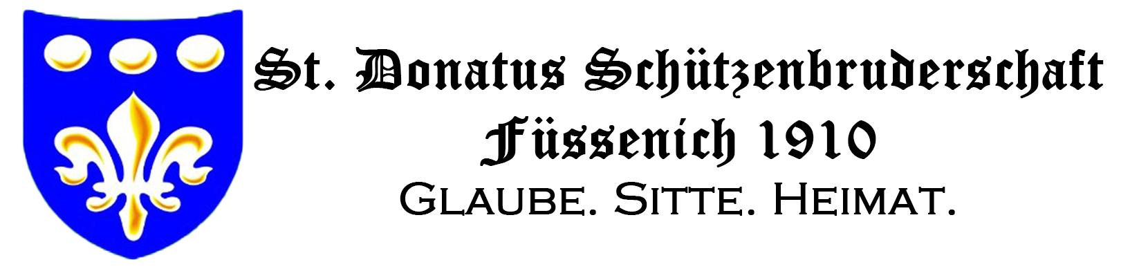 St. Donatus Schützenbruderschaft Füssenich 1910